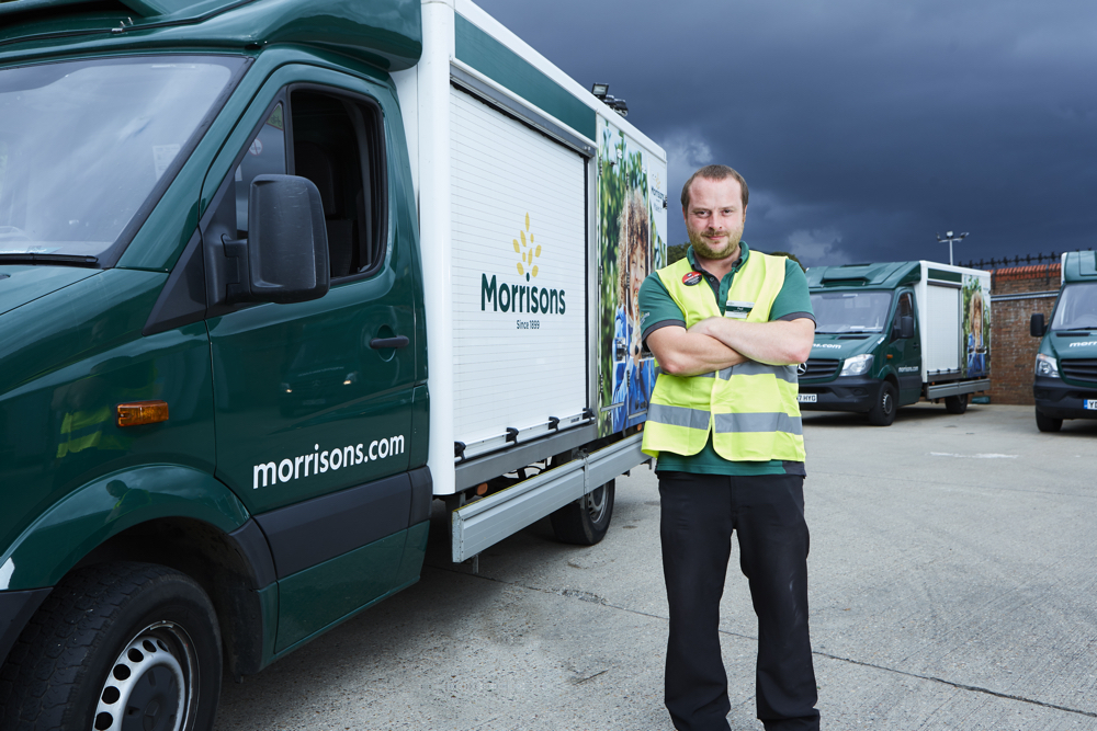 van delivery driver jobs swansea